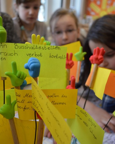 Kinderforum unterwegs